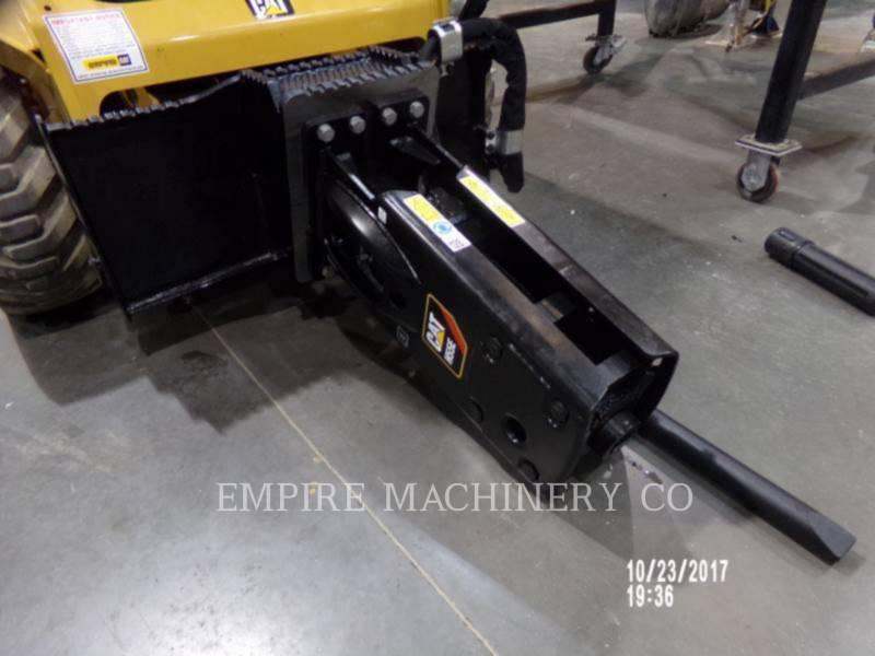 CATERPILLAR AG - HAMMER H55E SSL equipment  photo 1