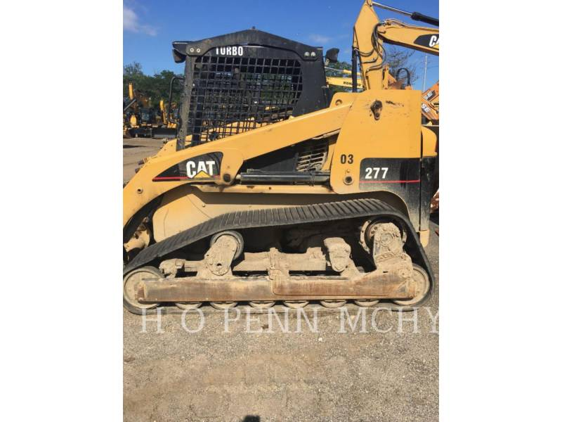 CATERPILLAR CARGADORES MULTITERRENO 277 equipment  photo 3
