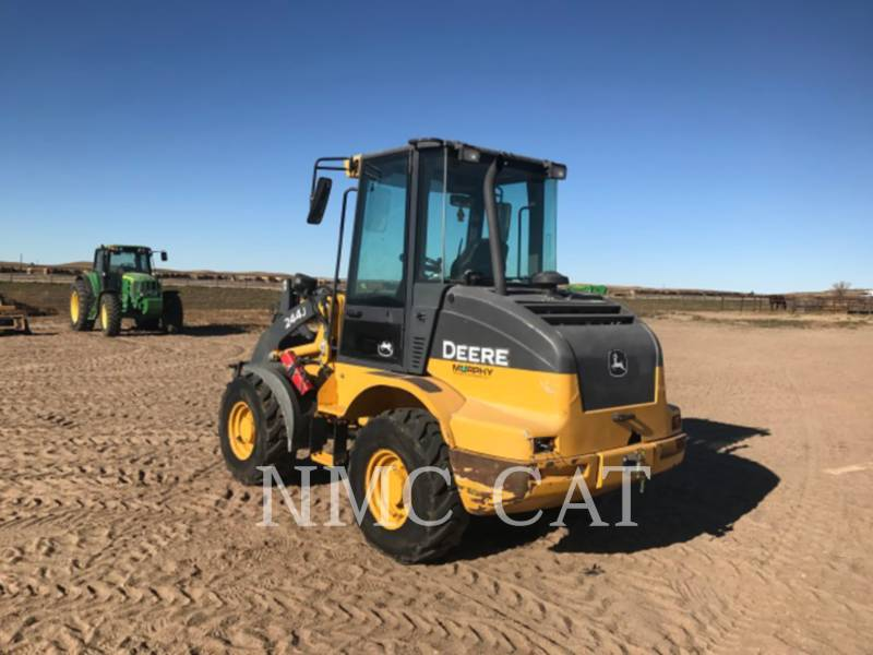 JOHN DEERE CARGADORES DE RUEDAS 244K_JD equipment  photo 2