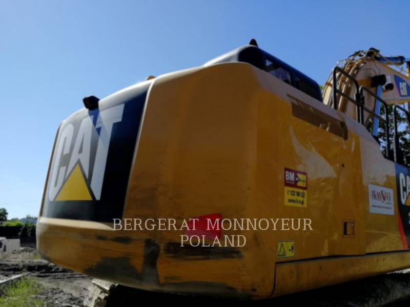 CATERPILLAR EXCAVADORAS DE CADENAS 336FL equipment  photo 13
