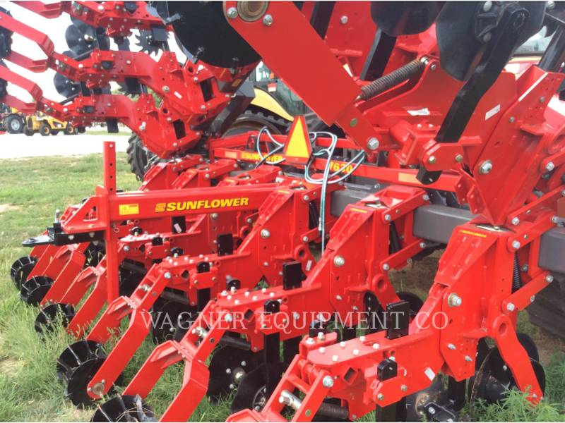 SUNFLOWER MFG. COMPANY APPARECCHIATURE PER COLTIVAZIONE TERRENI SF7630-30 equipment  photo 6
