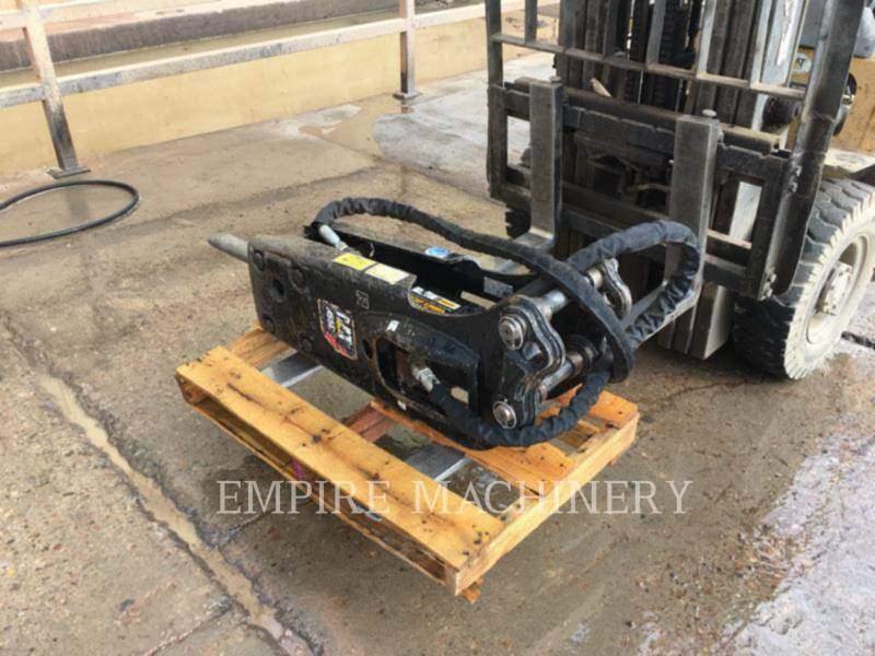 CATERPILLAR WT - ハンマー H55E 304E equipment  photo 2