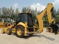 CATERPILLAR BACKHOE LOADERS 424D equipment  photo 6