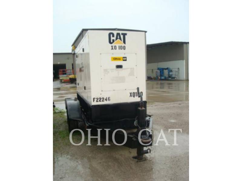 Caterpillar SETURI GENERATOARE PORTABILE (OBS) XQ100 equipment  photo 2