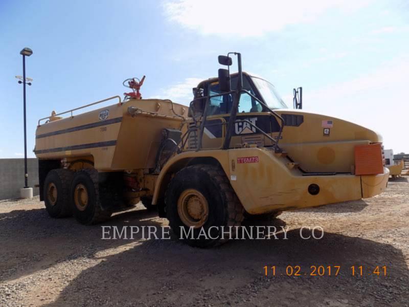 CATERPILLAR 給水トラック 735 WT equipment  photo 1