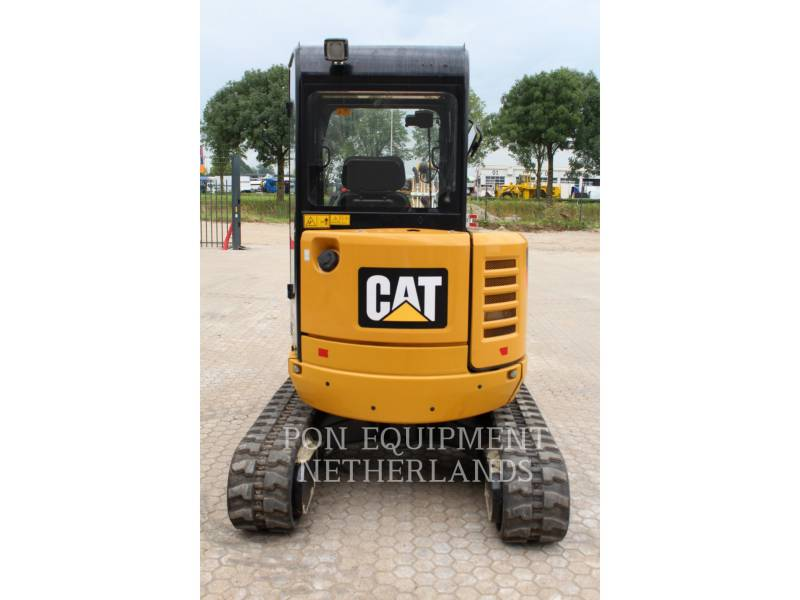 CATERPILLAR KETTEN-HYDRAULIKBAGGER 302.7 D CR equipment  photo 23