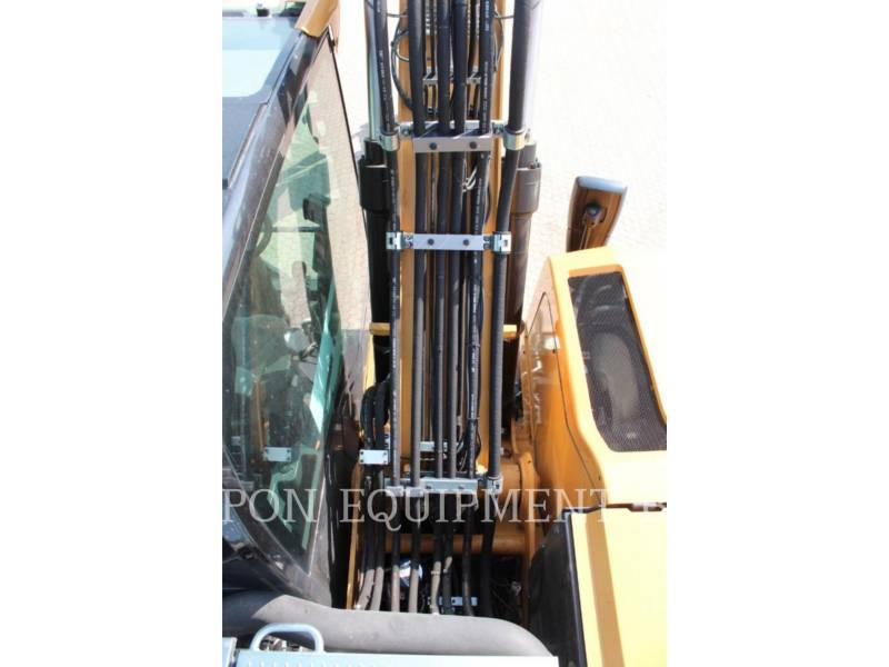 CATERPILLAR ESCAVADEIRAS DE RODAS M 314 F equipment  photo 14
