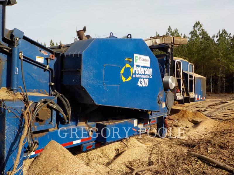 PETERSON CHIPPER, HORIZONTAL 4300 equipment  photo 6