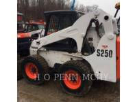 BOBCAT CHARGEURS COMPACTS RIGIDES S250 equipment  photo 2