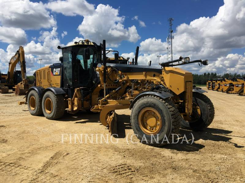 CATERPILLAR MOTORGRADER 140M2AWD equipment  photo 1