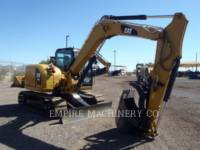 CATERPILLAR EXCAVADORAS DE CADENAS 308E2 SB equipment  photo 1