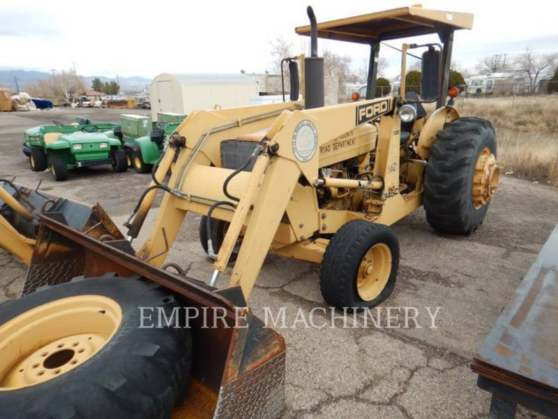 FORD / NEW HOLLAND INDUSTRIAL LOADER 345C equipment  photo 1
