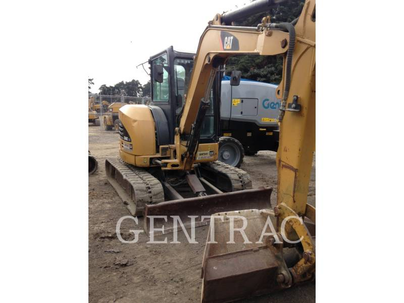 CATERPILLAR KETTEN-HYDRAULIKBAGGER 304CCR equipment  photo 1