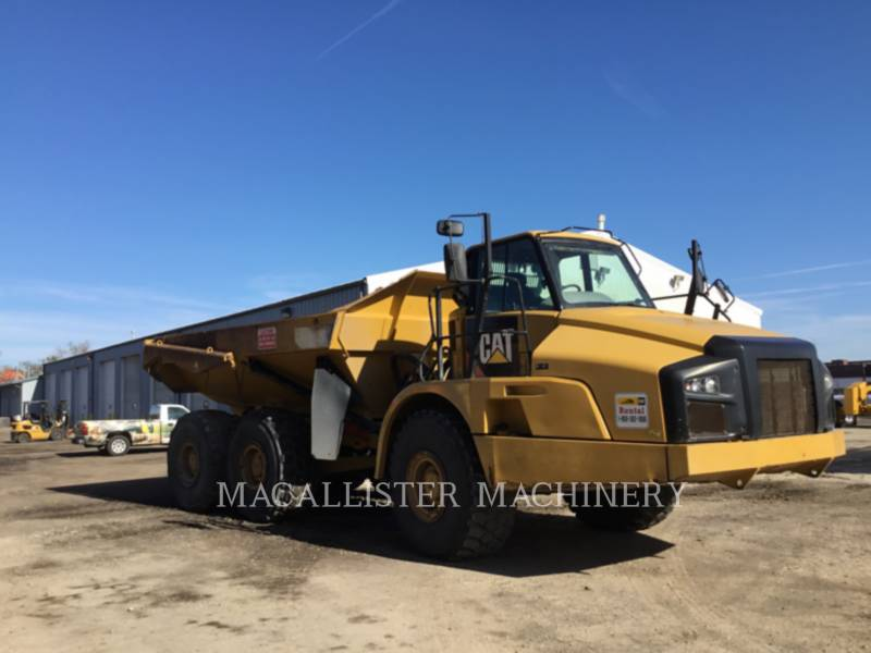 CATERPILLAR ARTICULATED TRUCKS 735B equipment  photo 2