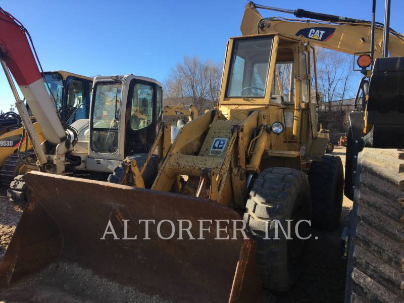CATERPILLAR WHEEL LOADERS/INTEGRATED TOOLCARRIERS 930 equipment  photo 2