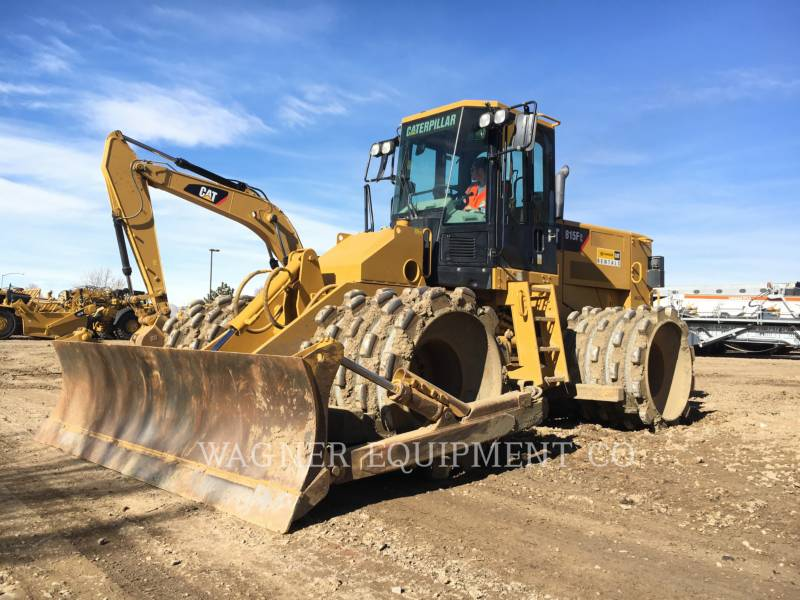 CATERPILLAR WHEEL LOADERS/INTEGRATED TOOLCARRIERS 815F2 equipment  photo 1