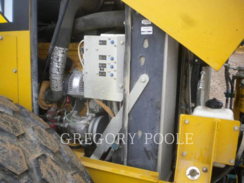 CATERPILLAR EINZELVIBRATIONSWALZE, GLATTBANDAGE CS-54 equipment  photo 20