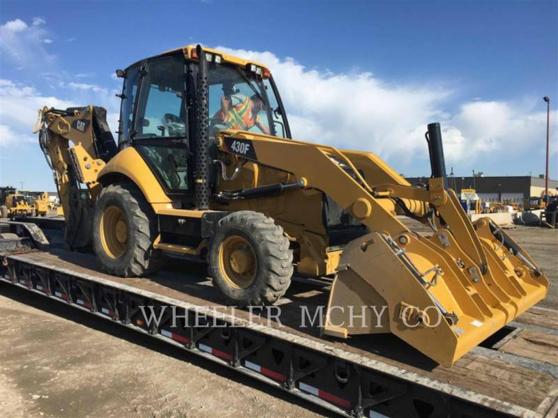 CATERPILLAR CHARGEUSES-PELLETEUSES 430F E CF equipment  photo 2