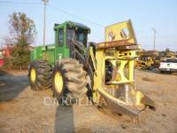 JOHN DEERE FORESTRY - FELLER BUNCHERS - WHEEL 643K equipment  photo 3