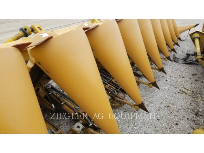 LEXION COMBINE HEADERS C512-30 equipment  photo 8