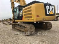 CATERPILLAR PELLES SUR CHAINES 336F L THM equipment  photo 1