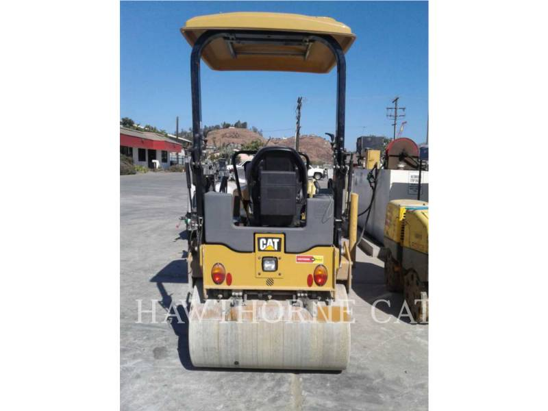 CATERPILLAR COMPACTEURS TANDEMS VIBRANTS CB24B equipment  photo 5