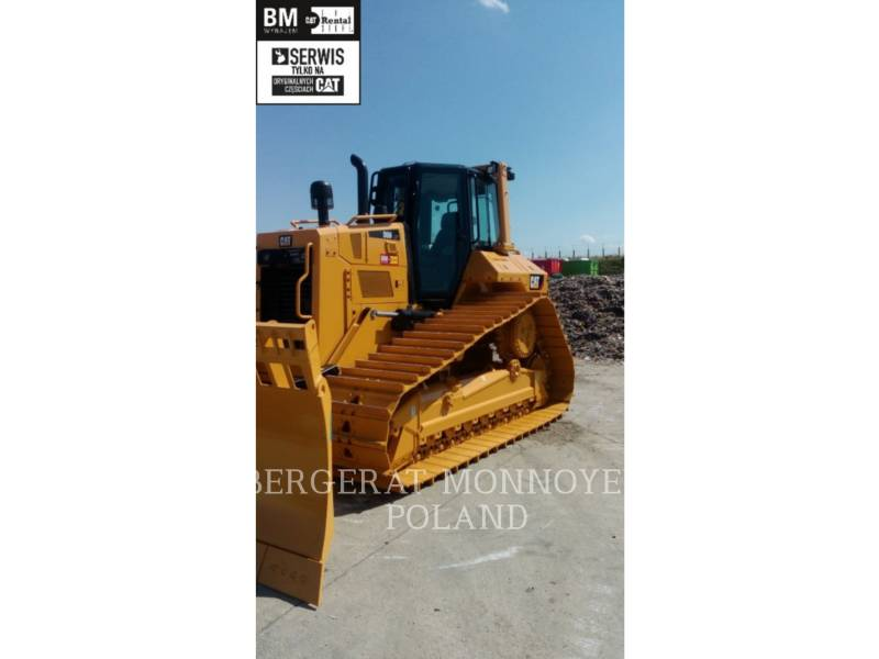 CATERPILLAR ブルドーザ D6N LGP WASTE equipment  photo 1