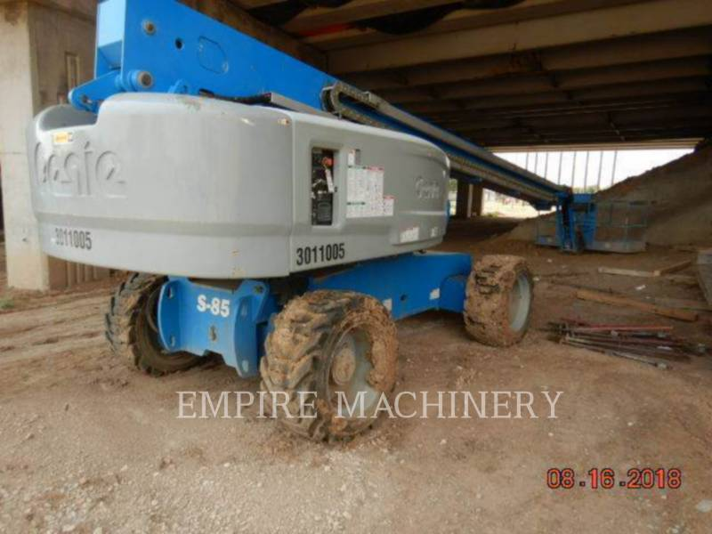 GENIE INDUSTRIES AUTRES S-85 equipment  photo 1