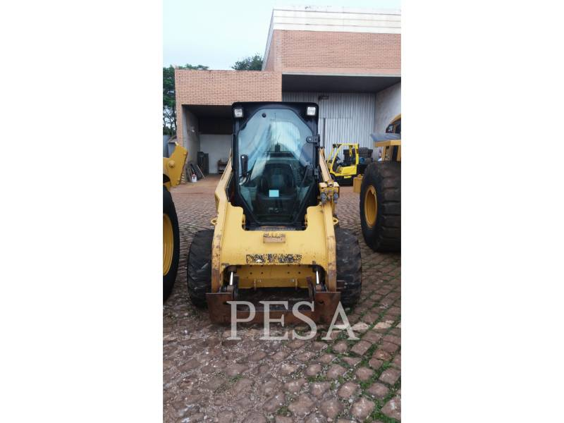CATERPILLAR MINICARREGADEIRAS 246C equipment  photo 1