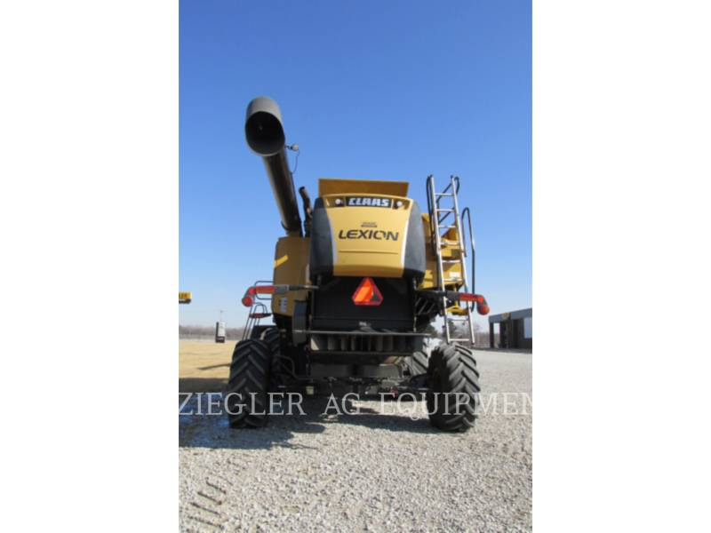 LEXION COMBINE COMBINADOS 740 equipment  photo 4