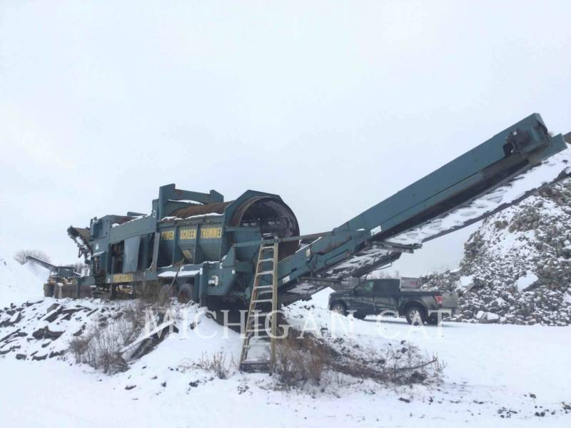 POWERSCREEN TROMMEL SCREEN 615 equipment  photo 2