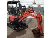 KUBOTA CORPORATION EXCAVADORAS DE CADENAS U17 equipment  photo 9