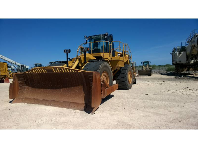 CATERPILLAR TRATORES DE RODAS 834H equipment  photo 3