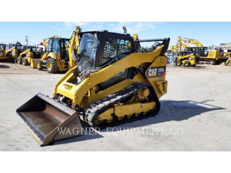 CATERPILLAR UNIWERSALNE ŁADOWARKI 299DXHP equipment  photo 1