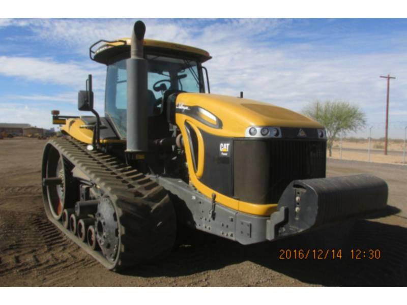 CATERPILLAR TRACTEURS AGRICOLES MT855C equipment  photo 6