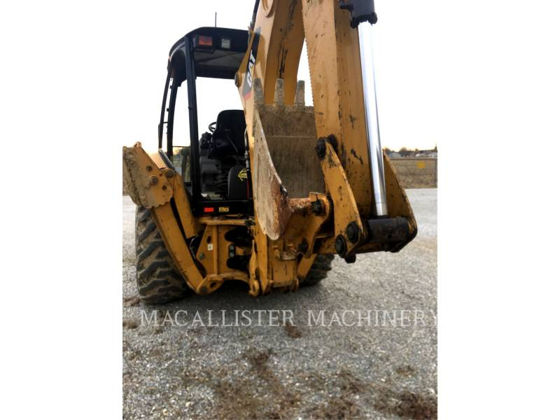 CATERPILLAR BACKHOE LOADERS 416 F equipment  photo 4