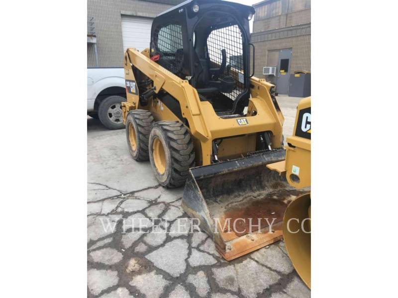 CATERPILLAR MINICARREGADEIRAS 236D C1-H2 equipment  photo 4