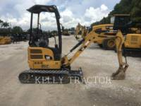 Caterpillar EXCAVATOARE PE ŞENILE 301.7DCR equipment  photo 6