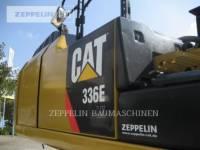 CATERPILLAR PELLES SUR CHAINES 336ELN equipment  photo 12