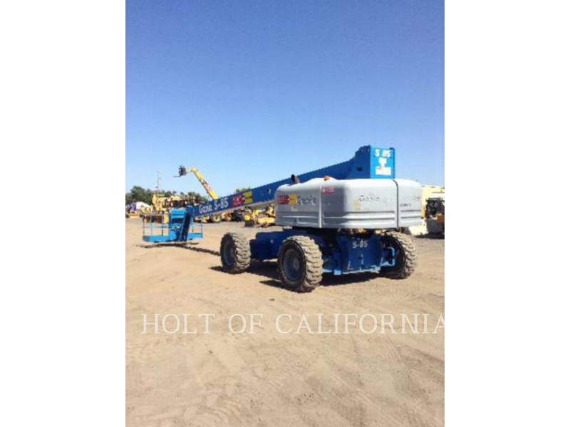 GENIE INDUSTRIES FLECHE BOOM S85 equipment  photo 2