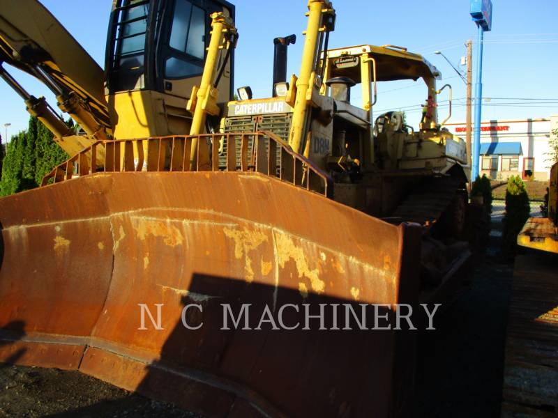 CATERPILLAR TRACK TYPE TRACTORS D8N equipment  photo 5