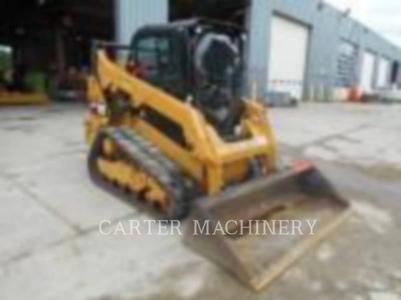 CATERPILLAR SKID STEER LOADERS 259D ACW equipment  photo 1