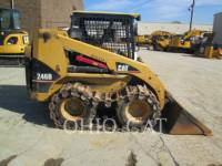 CATERPILLAR SKID STEER LOADERS 246B equipment  photo 1