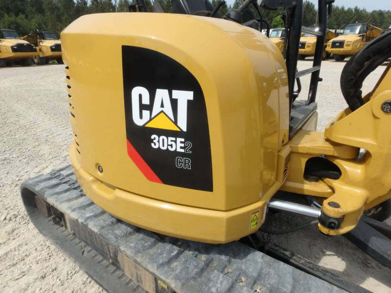 CATERPILLAR PELLES SUR CHAINES 305E2CR equipment  photo 13