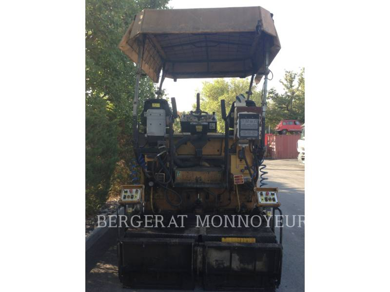 CATERPILLAR ROZŚCIELACZE DO ASFALTU AP300 equipment  photo 2