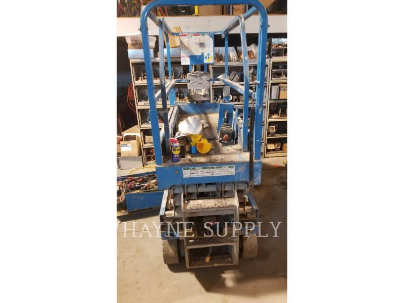 GENIE INDUSTRIES HEF - SCHAAR GS1530 equipment  photo 2