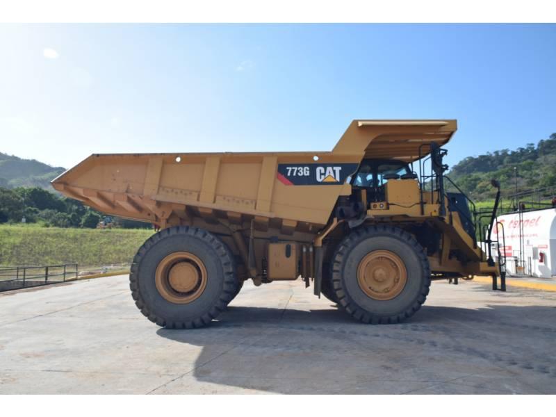 CATERPILLAR 鉱業用ダンプ・トラック 773 G equipment  photo 3