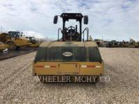 CATERPILLAR VIBRATORY SINGLE DRUM ASPHALT CS54B C110 equipment  photo 6