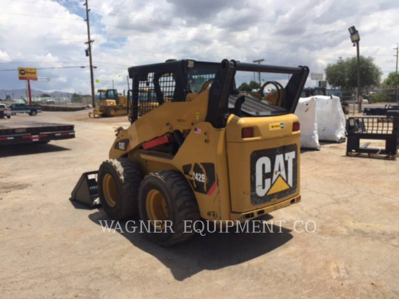 Caterpillar MINIÎNCĂRCĂTOARE RIGIDE MULTIFUNCŢIONALE 242B3 equipment  photo 4