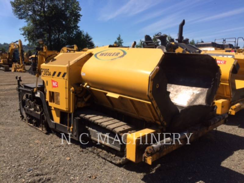 CATERPILLAR PAVIMENTADORA DE ASFALTO P385A equipment  photo 3